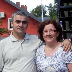 Gabriela i Adam Piechowie